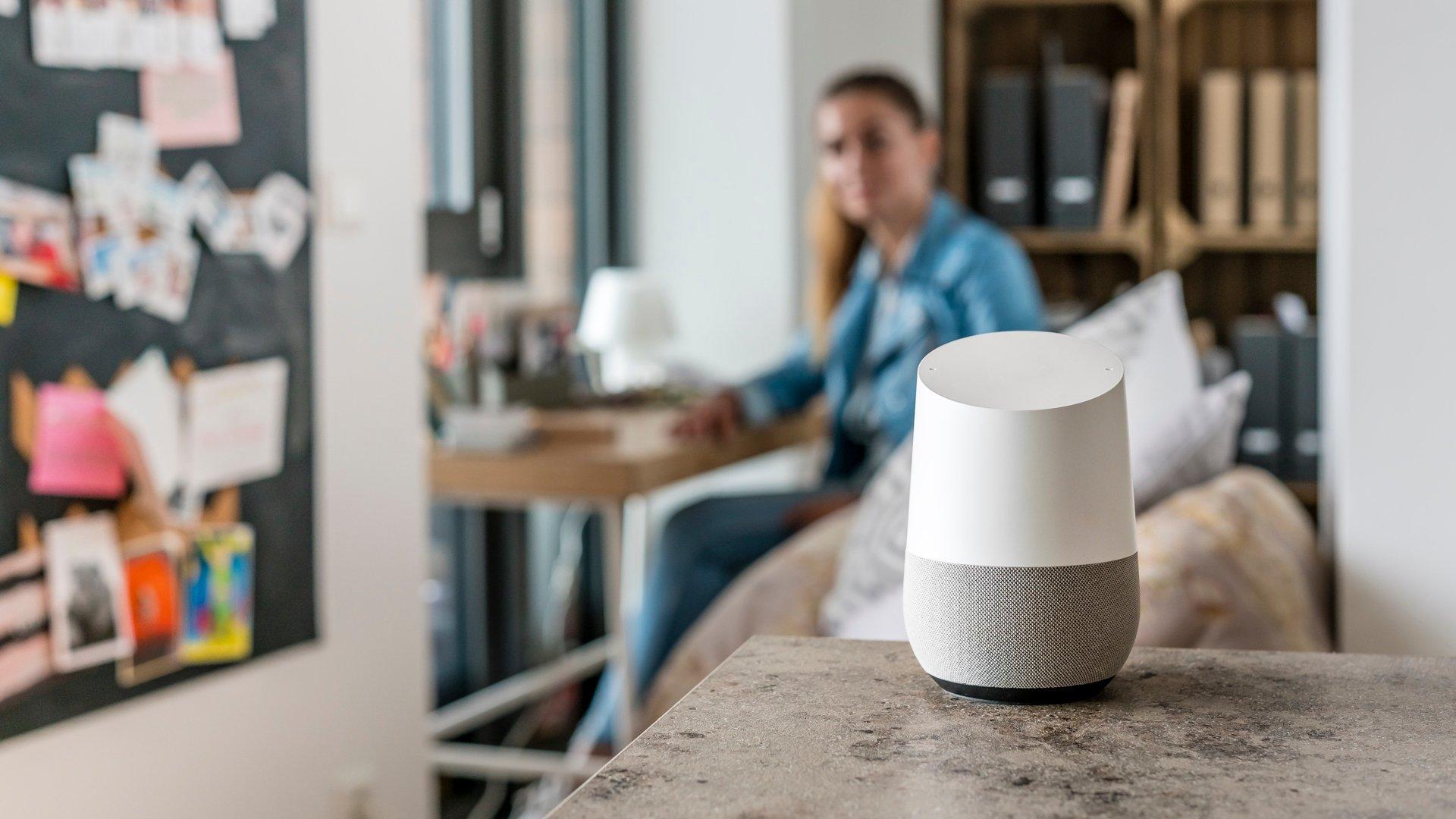 kompatible ger te mit und f r google assistant androidpit. Black Bedroom Furniture Sets. Home Design Ideas