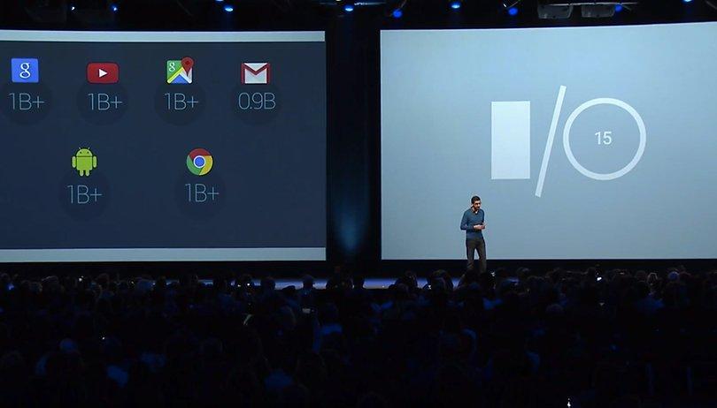 Wurde Google+ auf der I/O 2015 zu Grabe getragen?