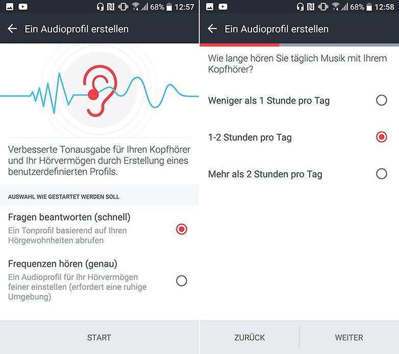 HTC 10 Audio Fragen 1