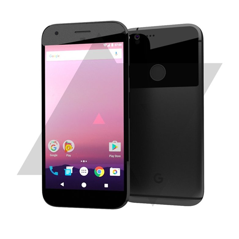 HTC Nexus Sailfish Marlin