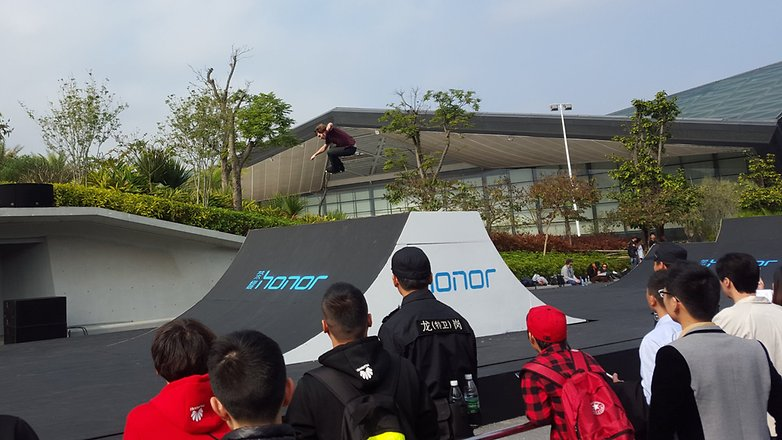 Honor FIS Event Skater