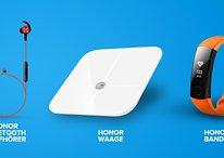 Honor Portfolio wird größer - Ab sofort auch Kopfhörer, Fitness-Tracker und mehr