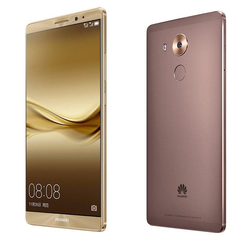 Huawei Mate 8 close