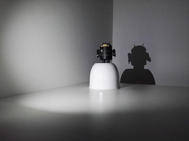 Huawei P8 Testbild bei schlechten Lichtverhältnissen.