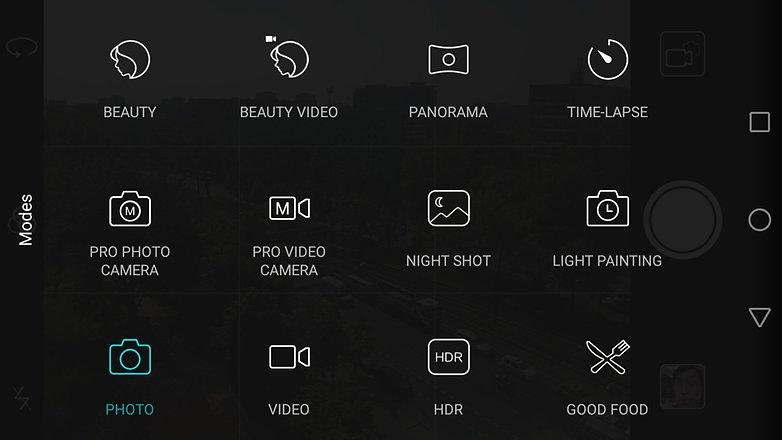Huawei P9 lite Camera 1