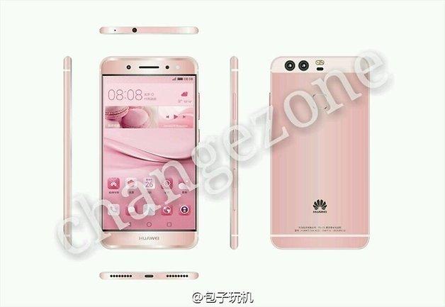 Huawei P9 Leak Images