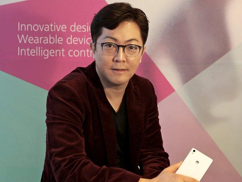 Huawei joonsuh Kim profile