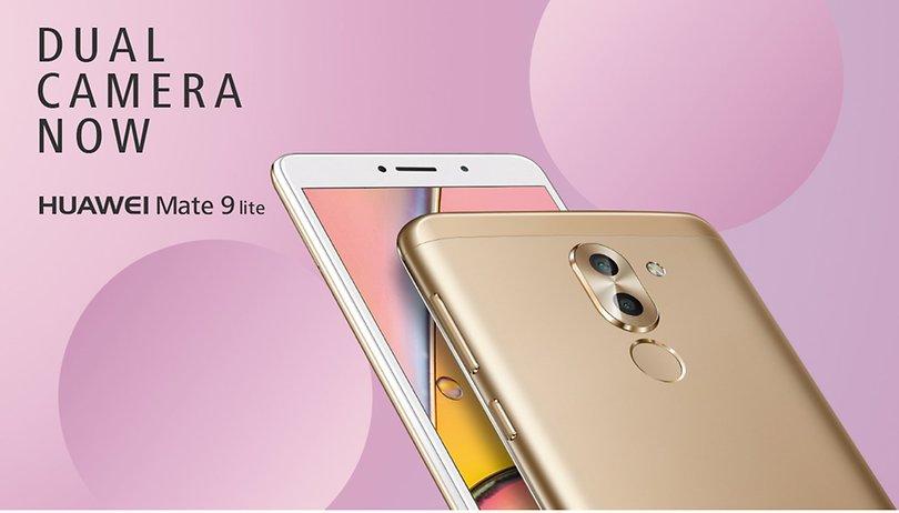 Huawei Mate 9 Lite ist ein umbenanntes Honor 6X