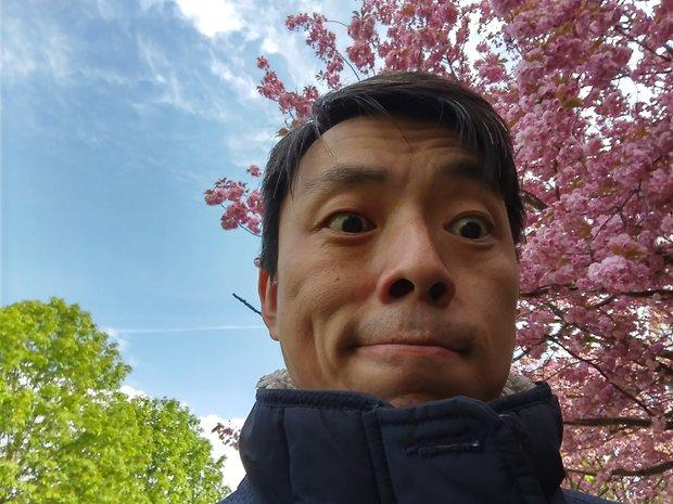 Aufgenommen mit der 5-Megapixel-Fontkamera des HTC 10