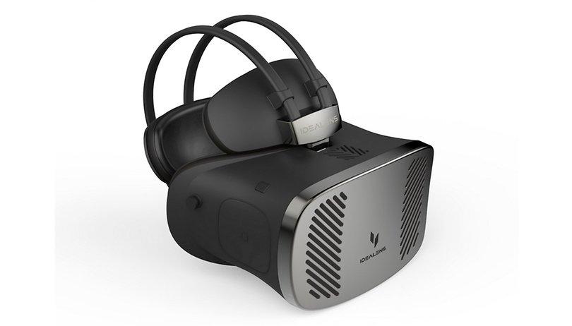 Idealens K2 : de la VR sans smartphone avec un processeur de Samsung