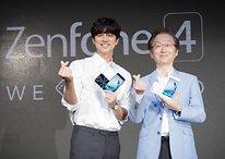 Asus ZenFone 4: Smartphone-Quintett kommt als Quartett nach Europa