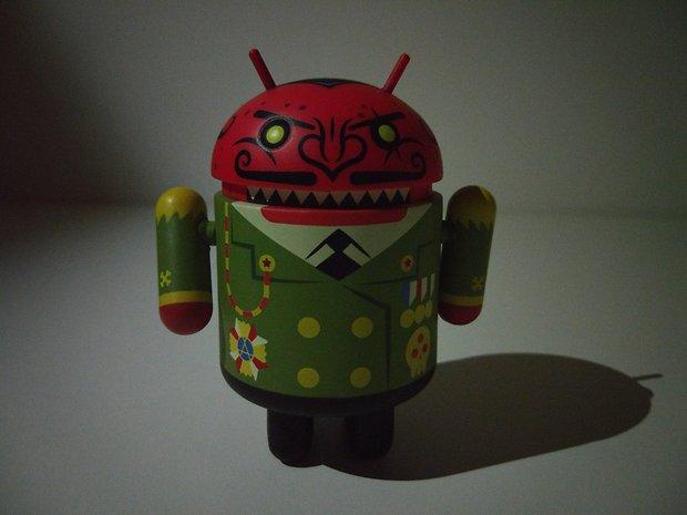 Caméra du smartphone B