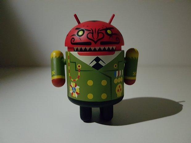 Caméra du smartphone D