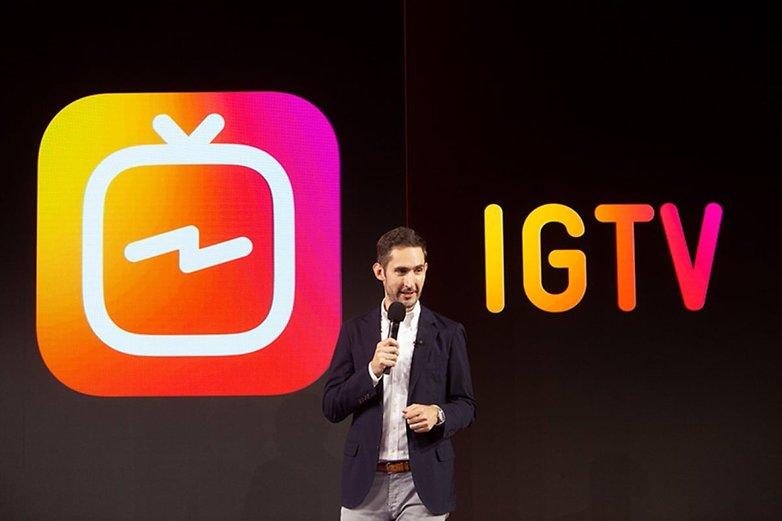 Kevin Systrom IGTV