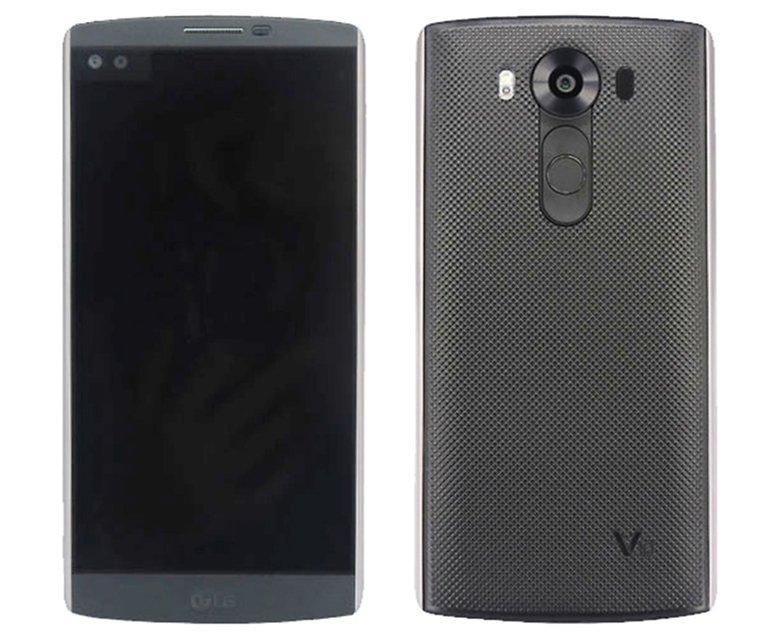 LG G4 Pro V10 tenaa