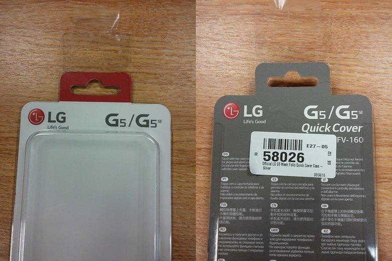 LG G5 SE Cover
