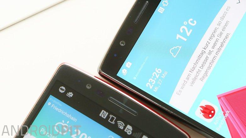 LG G4 VS LG G2 FLEX 1 6