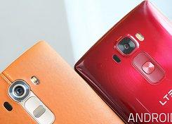 LG G4 VS LG G2 FLEX 1 8