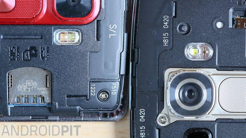 LG G4 VS LG G2 FLEX 1