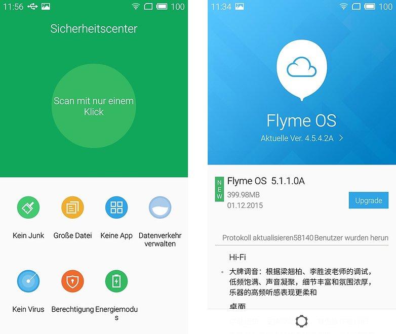 Meizu Pro 5 Flyme OS 5
