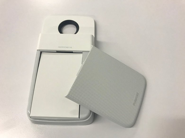 MotoMods Polaroid Insta Share Printer 5