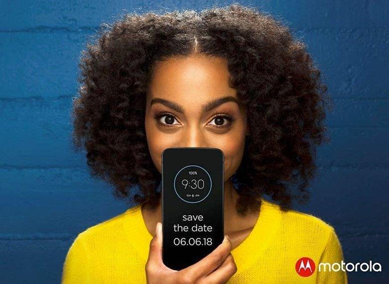 Motorola Brasilien Moto Z3 Play