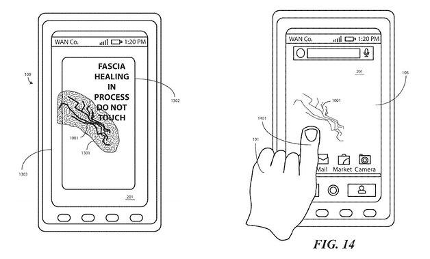 US-Patentantrag von Motorola