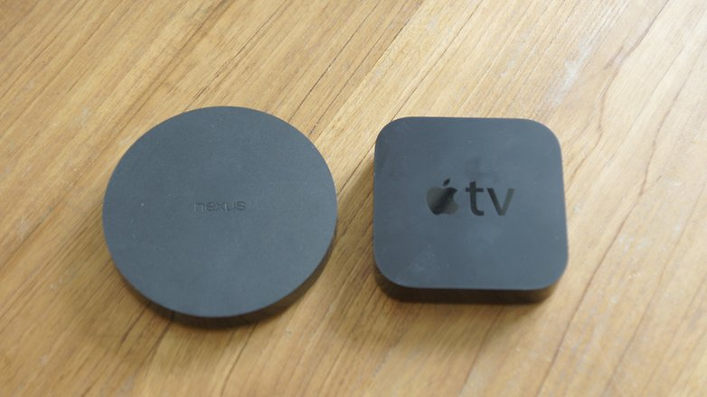 Nexus Apple tv