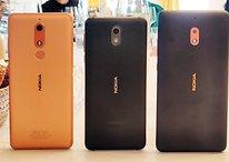 Nokia Smartphones nun komplett mit Android One und Go