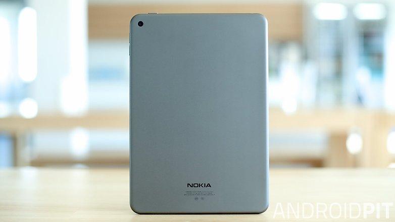 Nokia tablet n1 BACK