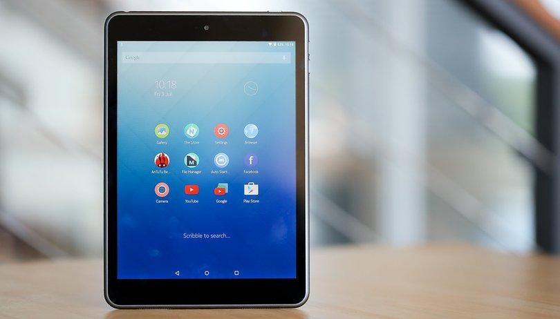 Nokia N1 - Análisis hands-on del iPad con Android