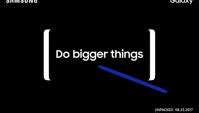 Watch the Samsung Galaxy Note 8 live stream here