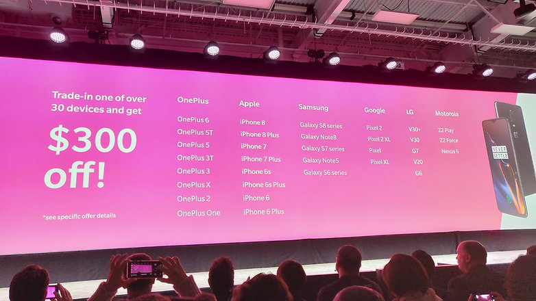 OnePlus 6T launch T mobile US