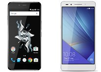 OnePlus X vs. Honor 7: China-Smartphones unter sich