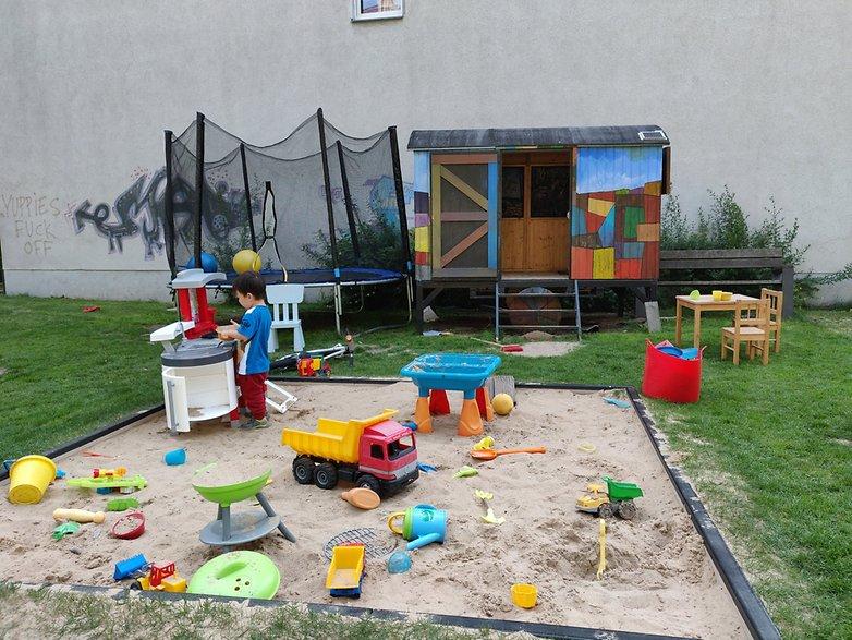 OnePlus 6 Playground