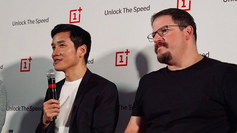 OnePlus Pete Lau Christiano Amano Qualcomm