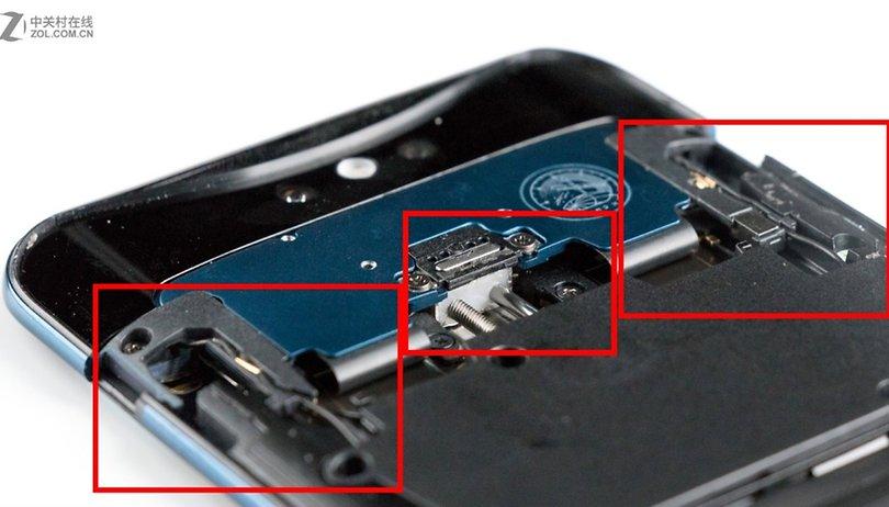 So gleiten die Kameras aus dem Oppo Find X