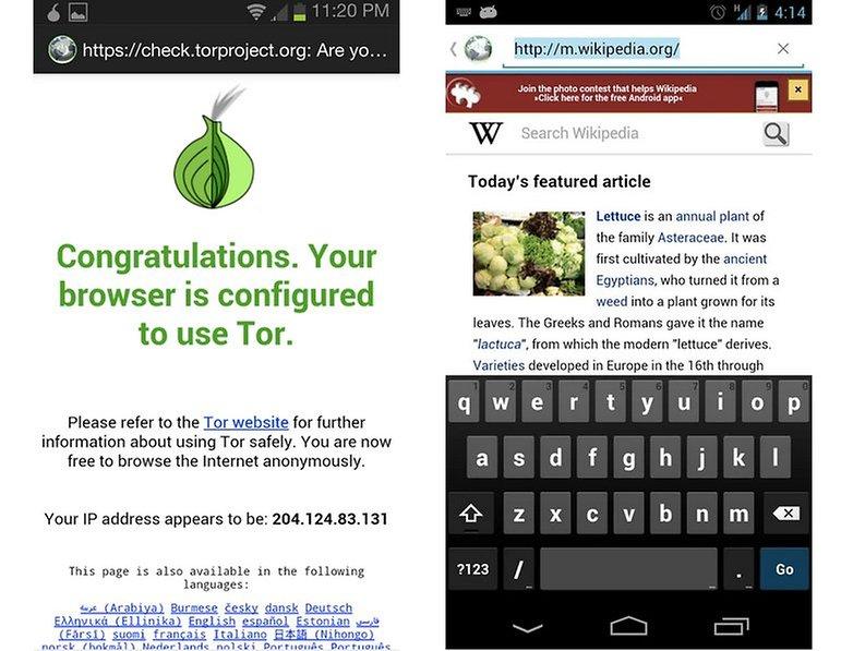 OrWeb Browser
