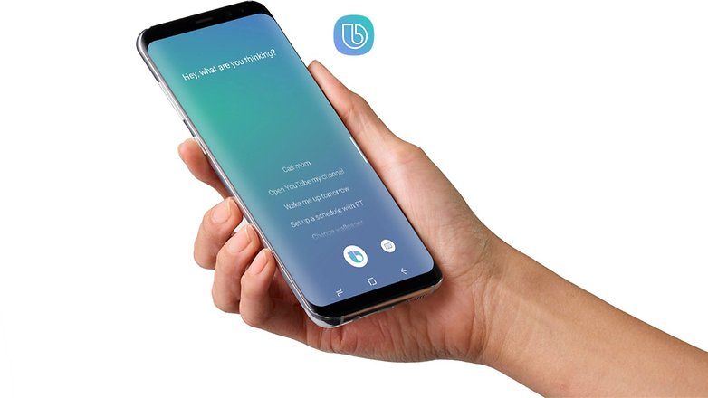 Samsung Bixby hero