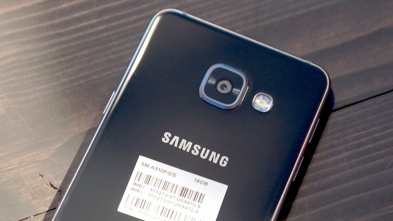 Samsung Galaxy A3 2016 c