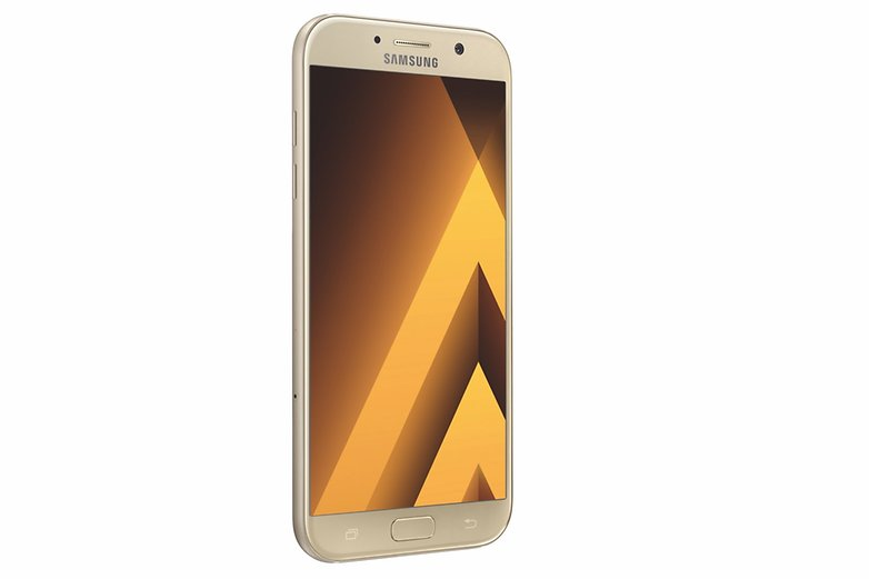 Samsung Galaxy A3 2017 SM A320F gold sand 315