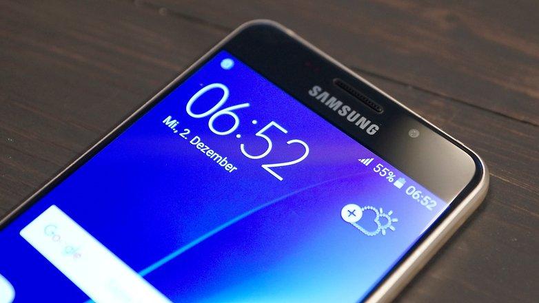 Samsung Galaxy A5 2016 б