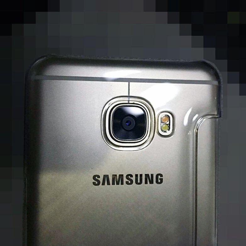 Samsung Galaxy C5 002