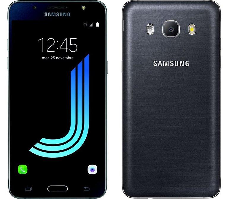 Samsung Galaxy J5 2016 front