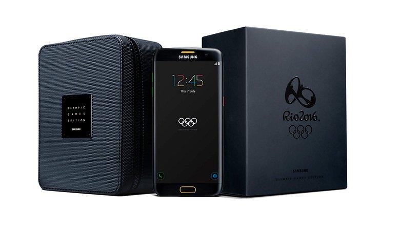 Samsung Galaxy S7 Edge Olympia 2016
