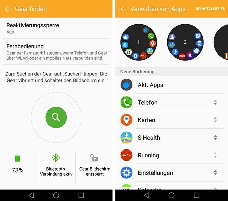 Samsung Gear S2 App 3