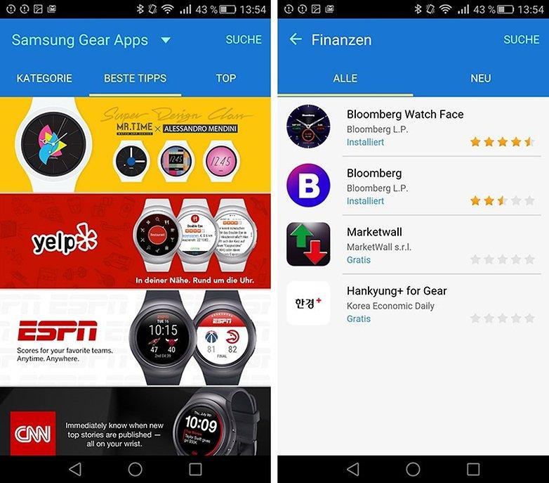 Samsung Gear S2 App 4