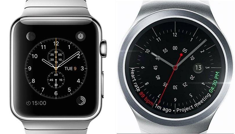 Wird die Samsung Gear S2 die bessere Apple Watch?