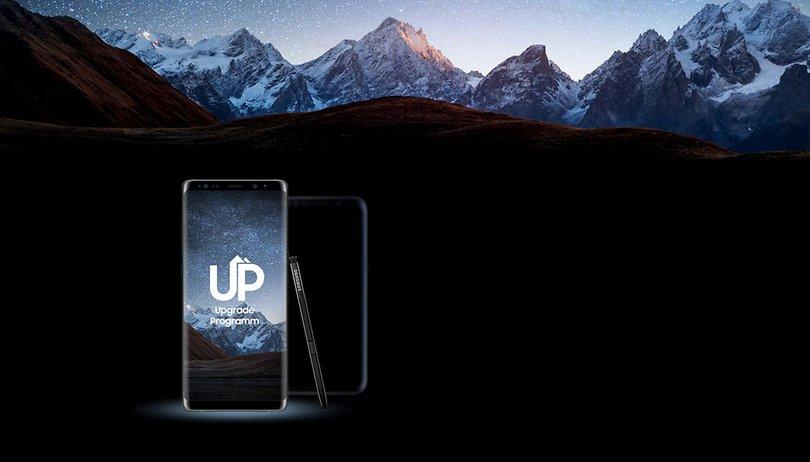 Samsung bringt sein Upgrade-Programm endlich nach Deutschland