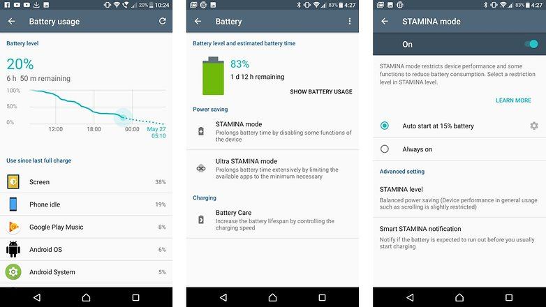 Sony Xperia XZ Premium Battery